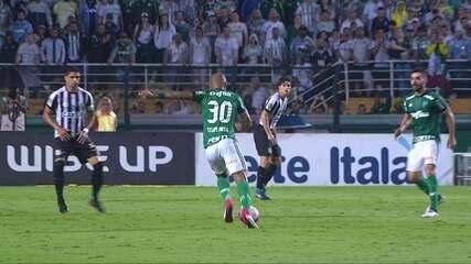 Melhores momentos: Palmeiras 1 (5) x (3) 2 Santos pela semifinal do Campeonato Paulista