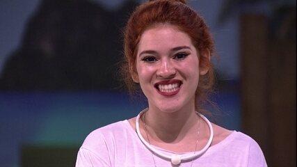 Ayrton diz para Ana Clara: 'Está parecendo que você não está aceitando estar no Paredão'