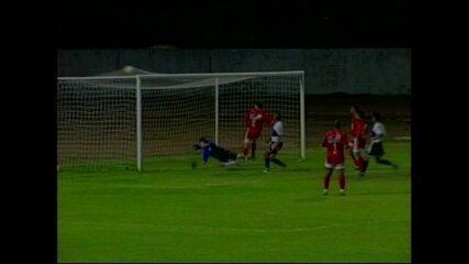Relembre o empate do Baré em 3 a 3 após estar perdendo por 3 x 0 para o Rio Negro, há 15 anos