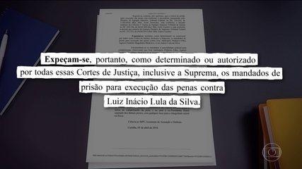 Moro decreta prisão de ex-presidente Lula; HC foi negado pelo Supremo