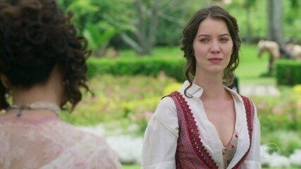 Susana mente e humilha Elisabeta