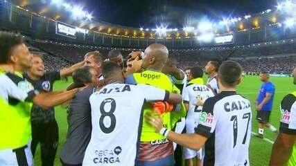 Os gols de Vasco 0 (3) x (4) 1 Botafogo pela final do Campeonato Carioca 2018