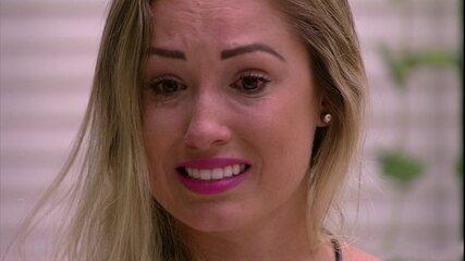 Jéssica chora com Kaysar: 'Cadê o coração deles?'