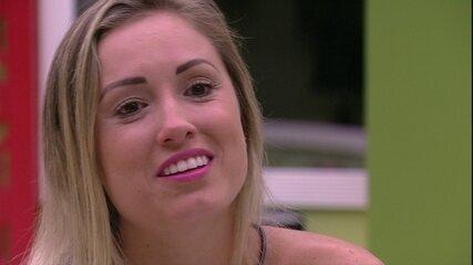 Jéssica diz para Kaysar: 'As pessoas que escolhem'