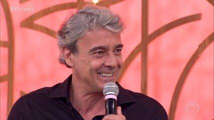 Alexandre Borges se prepara para estrear em 'Deus Salve o Rei'