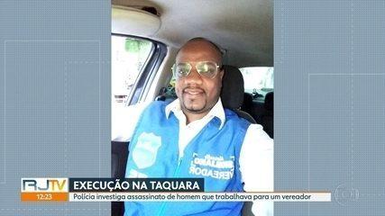 Polícia investiga execução na Taquara