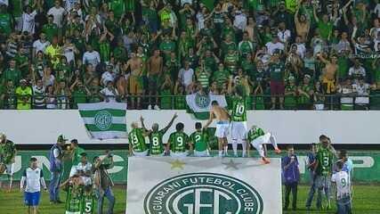 Guarani vence Oeste e é campeão da Série A2 do Campeonato Paulista