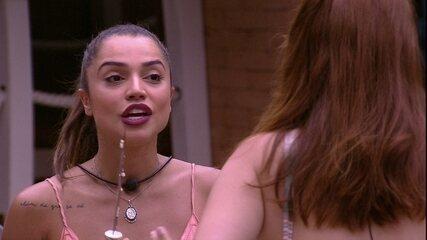 Paula explica seu voto na família Lima para Ana Clara: 'Simplesmente jogo'