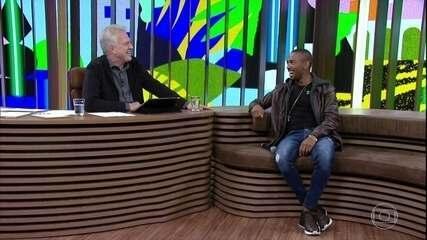 Nego do Borel fala sobre sua relação com o Morro do Borel