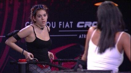 Ana Clara afirma para Gleici que não está bem