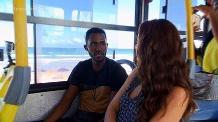 Projeto Do Buzão traz um novo olhar no uso do transporte público
