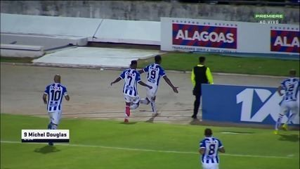 Os gols de CSA 2 x 1 Goiás - 1ª rodada da Série B