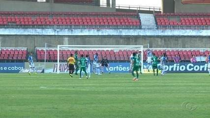 CSA vence o Goiás por 2 a 1