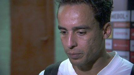 """Jadson comemora gol e avalia função no Corinthians: """"Temos liberdade para ir à frente"""""""