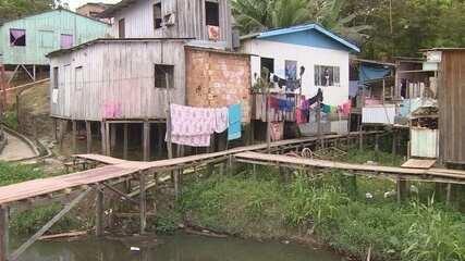 Pesquisadores analisam impacto da ausência de tratamento de água em Manaus