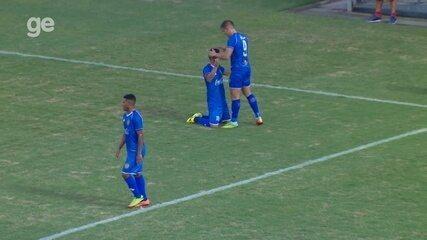 Veja os lances e gols de Nacional-AM 3 x 0 São Raimundo-RR, pela Série D