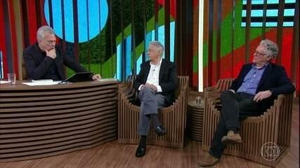 FHC e Sérgio Abranches comentam desempenho de Geraldo Alckmin nas pesquisas