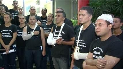 Confusão entre grupo de evangélicos e guardas municipais deixa feridos na Zona Sul do Rio