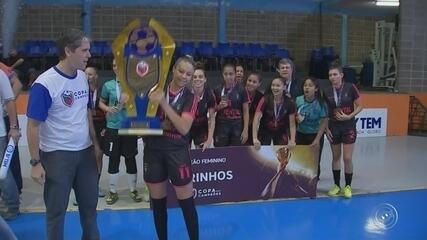 Bauru vence Jundiaí e leva título inédito na Copa dos Campeões