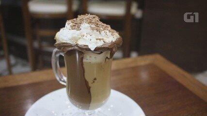 Culinária #013: Aprenda a fazer um cappuccino de avelã