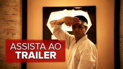 Veja trailer de 'Cobra Kai'