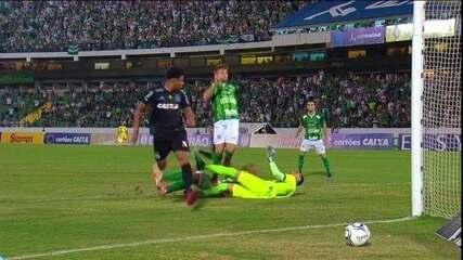 Melhores momentos: Guarani 2 x 3 Ponte Preta pela 4ª da Série B do Brasileiro