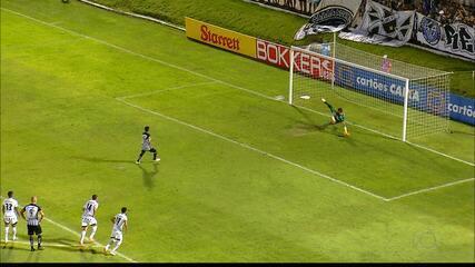 Confira os lances de ABC 2 x 0 Botafogo-PB, pela Série C