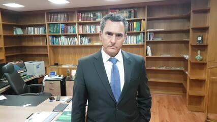 Ministro da Fazenda, Eduardo Guardia, diz que, devido à situação fiscal, governo não considera reduzir tributos sobre combustíveis