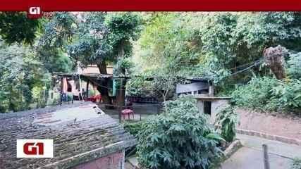 G1 no Bom Dia RJ: Quilombo resiste há 105 anos em meio a prédios e mansões na Lagoa