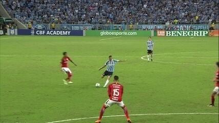 Melhores momentos de Grêmio 0 x 0 Internacional pela 5ª rodada do Brasileirão 2018