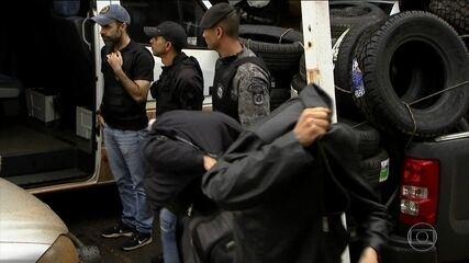 20 policiais militares de MS foram presos em ação contra contrabando