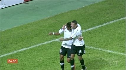 Corinthians vence o Deportivo Lara por 7 a 2 na Venezuela