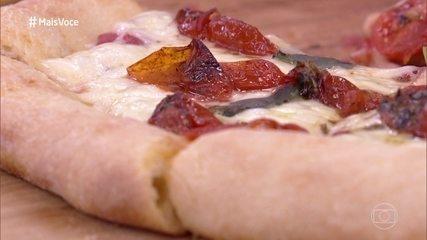 Massa de Pizza dos chefs