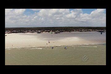 O Expedição Pará percorrer 160km de litoral do paraense e Bragança é ponto de partida