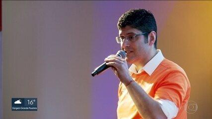 Rogério Chequer é o pré-candidato do Partido Novo ao governo de São Paulo