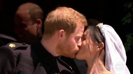 Casamento de Harry e Meghan encanta com tradição e diversidade