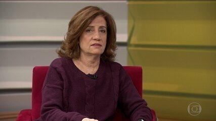Miriam Leitão comenta sobre reajuste dos combustíveis