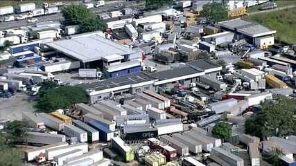 Governo suspeita de locaute na greve dos caminhoneiros