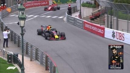 Melhores momentos: GP de Mônaco