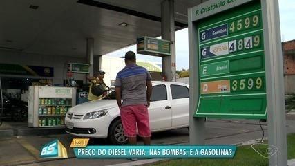 Redução no preço do óleo diesel começa a chegar às bombas no ES