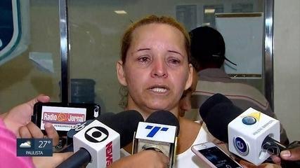 'Não entrem na água', diz mãe de jovem que morreu após ataque de tubarão
