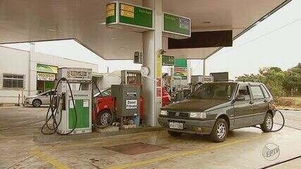 Postos de São Carlos, SP, já vendem o litro do diesel com R$ 0,46 de desconto