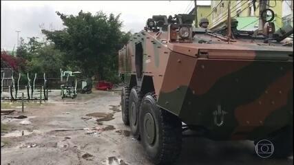 Operação em seis comunidades do Rio tem um morto e 10 detidos