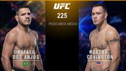 UFC 225 - Rafael dos Anjos x Colby Covington