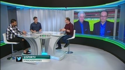 Comentaristas analisam lance de expulsão de Yago em partida contra o São Paulo