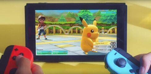 'Pokémon Let's Go', 'Overcooked 2' e 'Super Smash Bros. Ultimate': G1 jogou na E3 2018