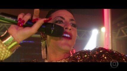 Shakira do Sertão grava videoclipe
