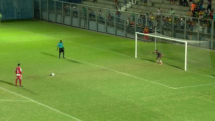 Manaus vence Rio Branco nos pênaltis e avança às quartas da Série D