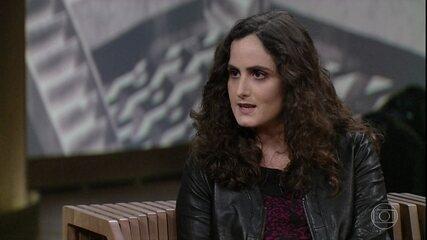 Tatiana Salem Levy fala sobre a relação entre Brasil x Portugal no meio literário