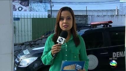 A repórter Denise Gomes traz informações sobre as últimas ocorrências policiais